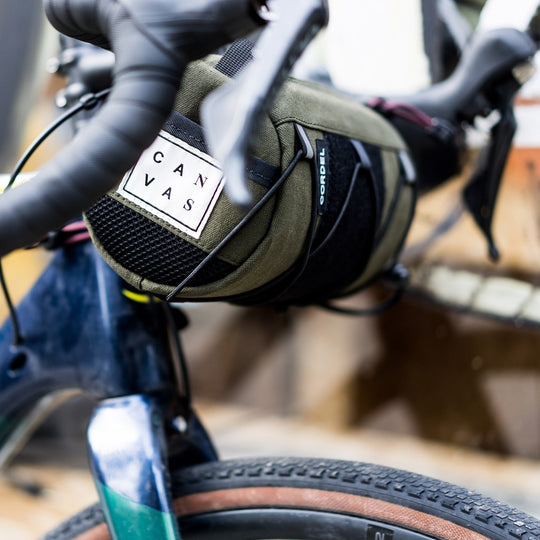 Canvas Handlebar Bag - Maats