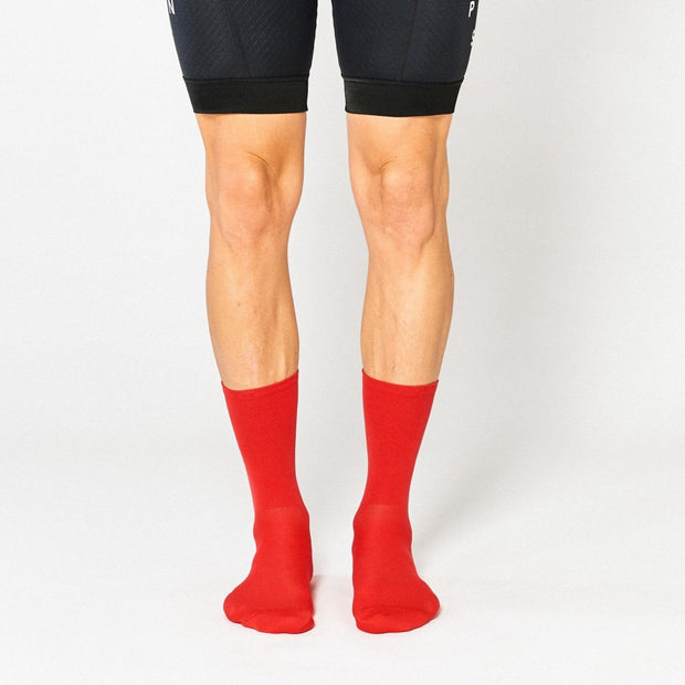 Classic Flamme Rouge Socks - Maats