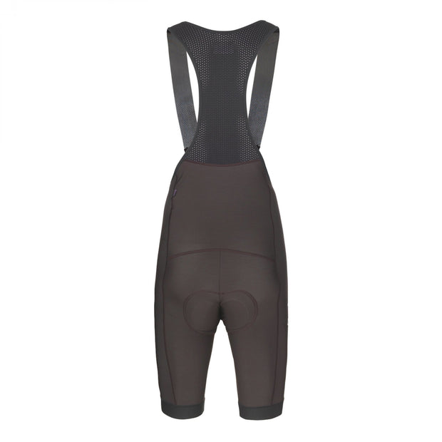 Control Fleece Bib Shorts Bronze - Maats