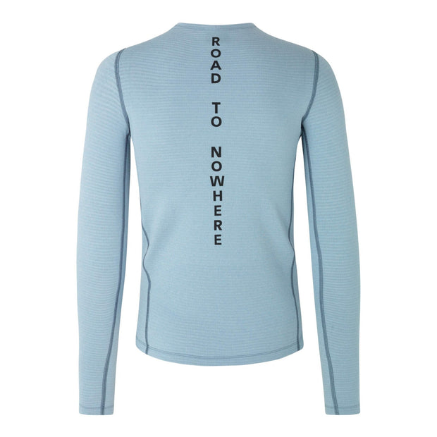 Control Heavy Baselayer Long Sleeve Light Blue - Maats