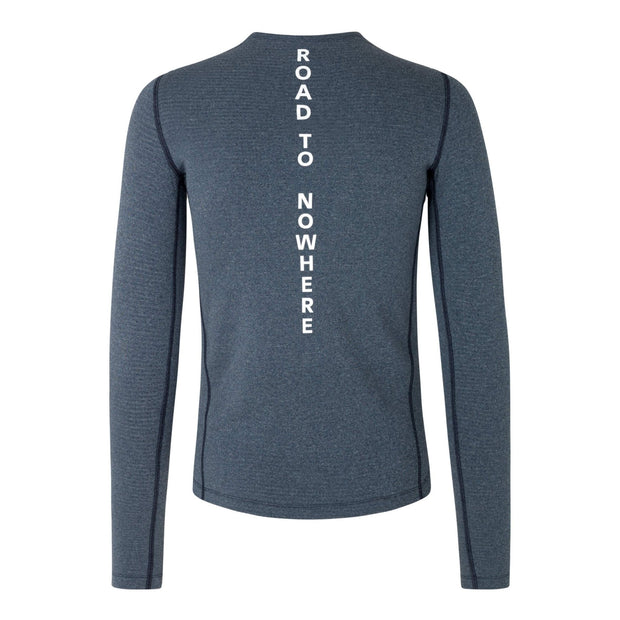 Control Heavy Baselayer Long Sleeve Navy - Maats