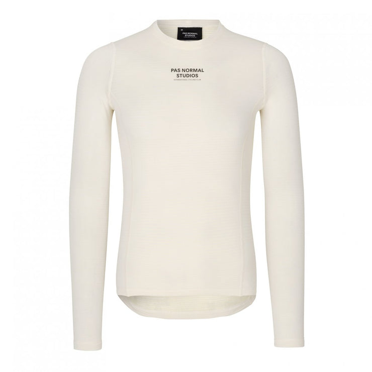 Control Heavy Baselayer Long Sleeve Off-White - Maats