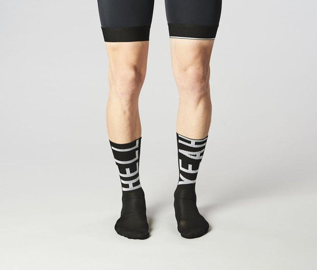 Hell Yeah 2.0 Black Socks - Maats