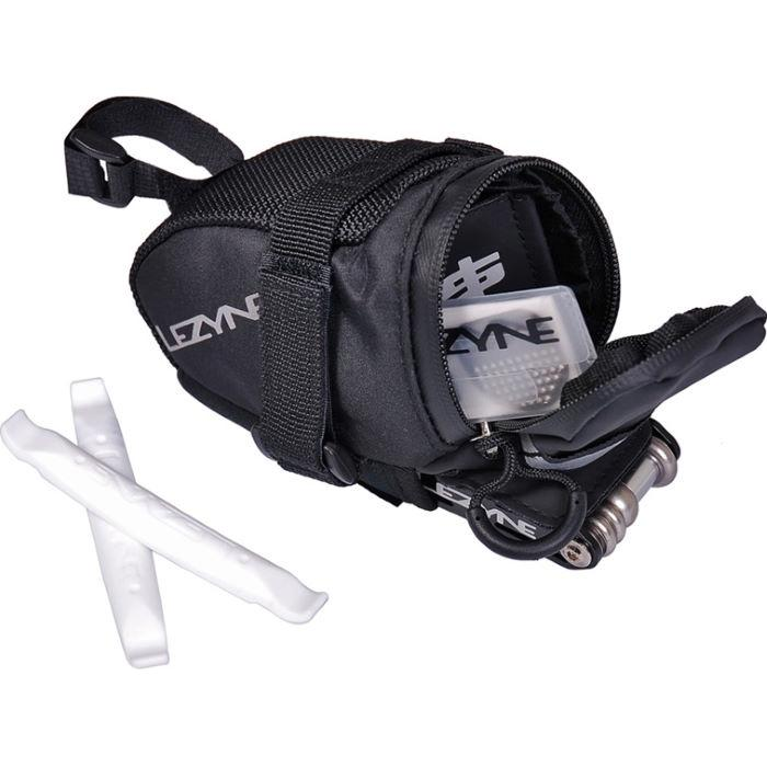 Loaded Saddle Bag: bike essentials kit - Maats