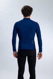 Long Sleeve Jersey Dark Blue - Maats