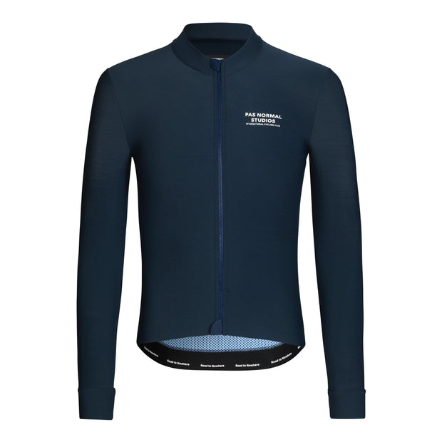 Long Sleeve Jersey Navy - Maats