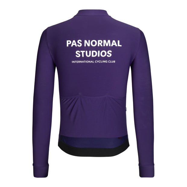 Long Sleeve Jersey Purple - Maats