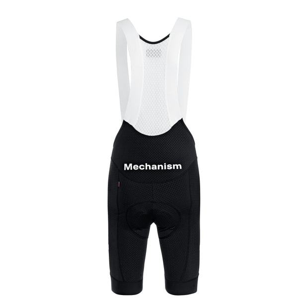 Mechanism Bib Shorts Black - Maats