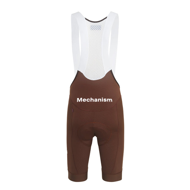 Mechanism Bib Shorts Bronze - Maats