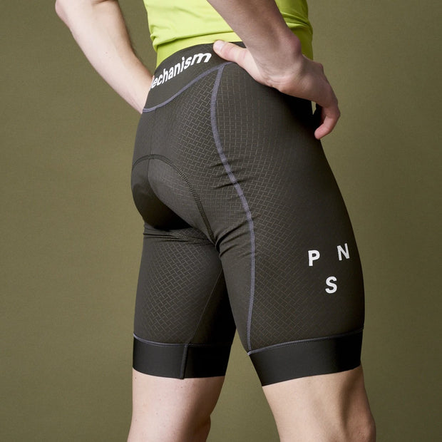 Mechanism Bib Shorts Dark Olive - Maats