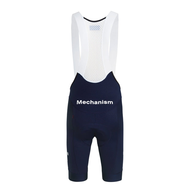Mechanism Bib Shorts Navy - Maats