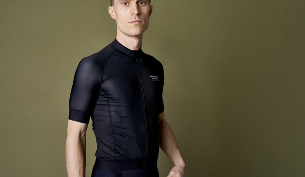 Mechanism Jersey Black - Maats