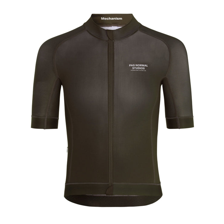 Mechanism Jersey Dark Olive - Maats