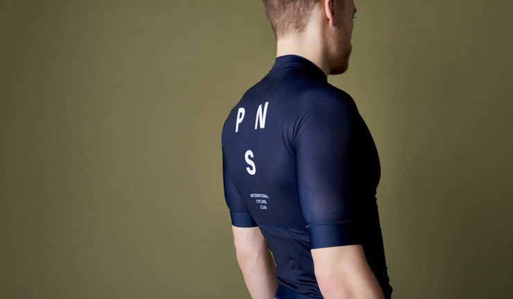 Mechanism  Jersey Navy - Maats