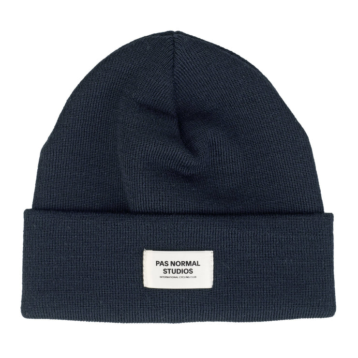 Off-Race Beanie Navy - Maats