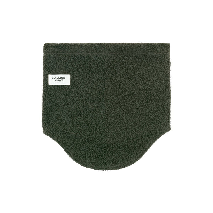Off-Race Fleece Buff Dark Olive - Maats