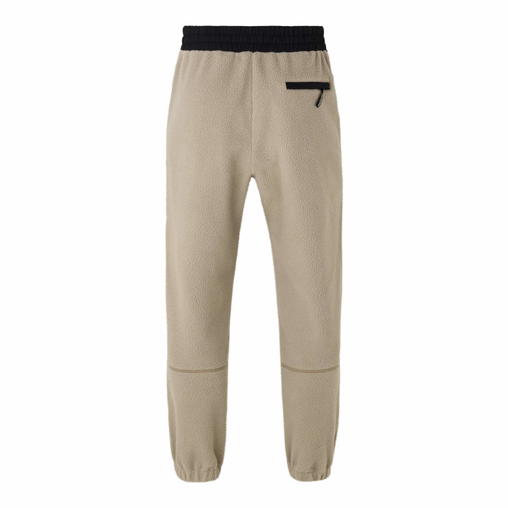 Off-Race Fleece Pants Beige - Maats