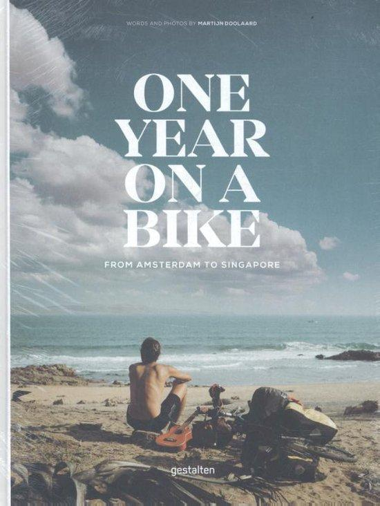 One year by bike - Maats