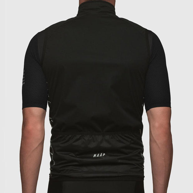 Outline Vest Black/White - Maats