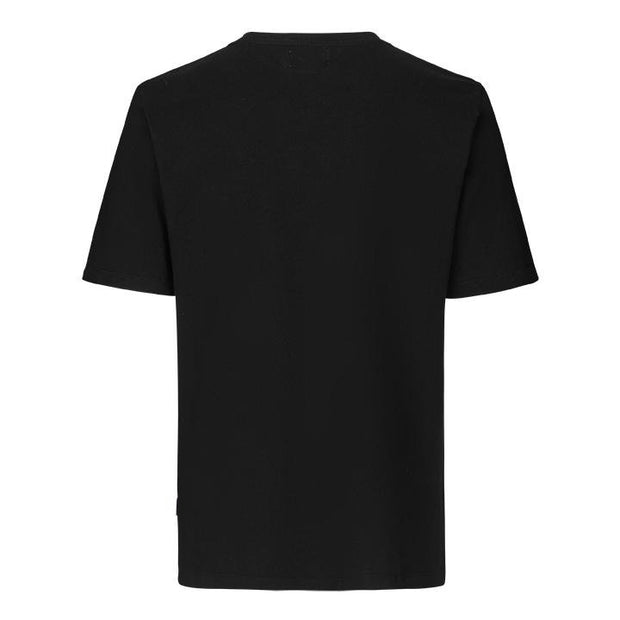 Pas Normal Studios Small Logo Black T-shirt - Maats