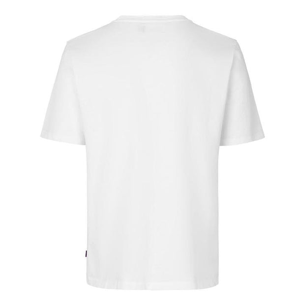 Pas Normal Studios Small Logo White T-shirt - Maats