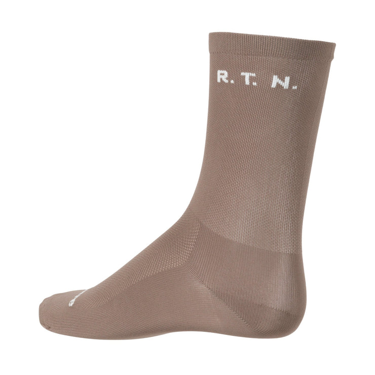 Road To Nowhere Socks Beige - Maats