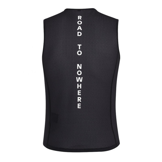 Sleeveless Baselayer Black - Maats