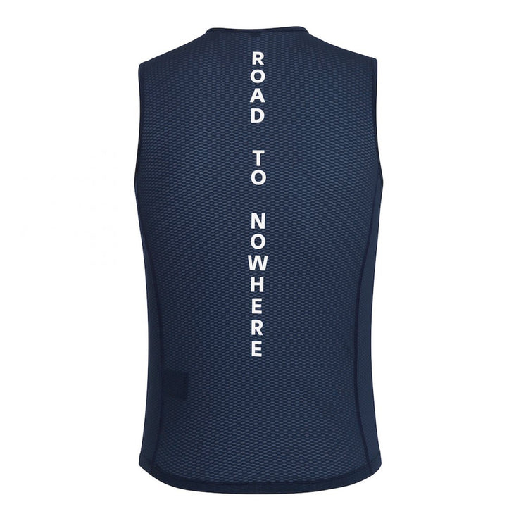 Sleeveless Baselayer Navy - Maats