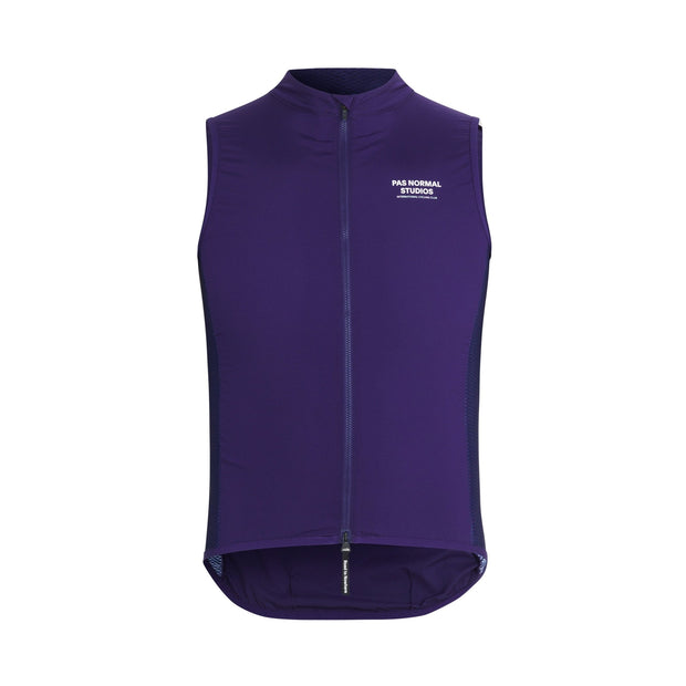 Stow Away Gilet Purple - Maats