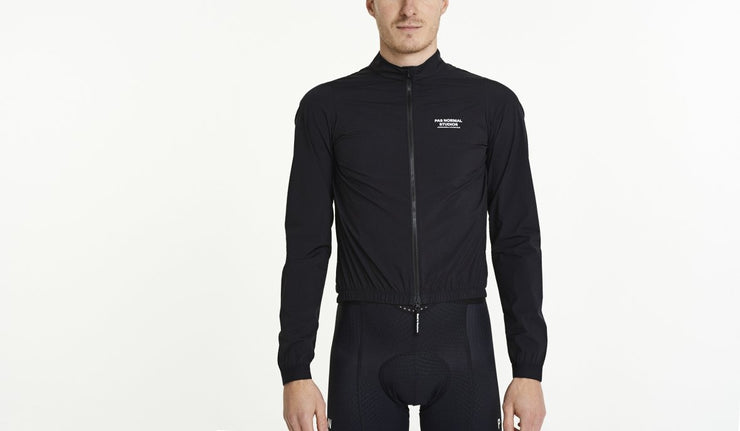 Stow Away Jacket Black - Maats