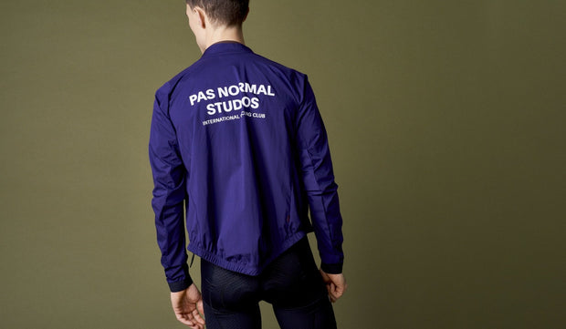 Stow Away Jacket Purple - Maats