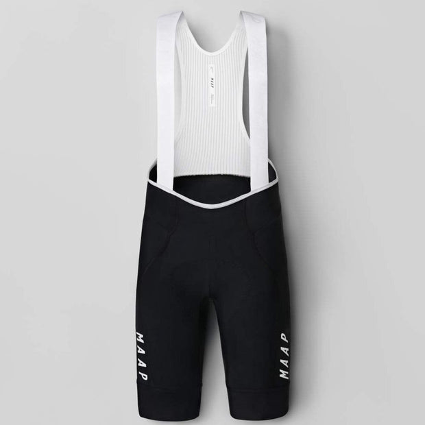 Team Bib Shorts EVO Black/White - Maats