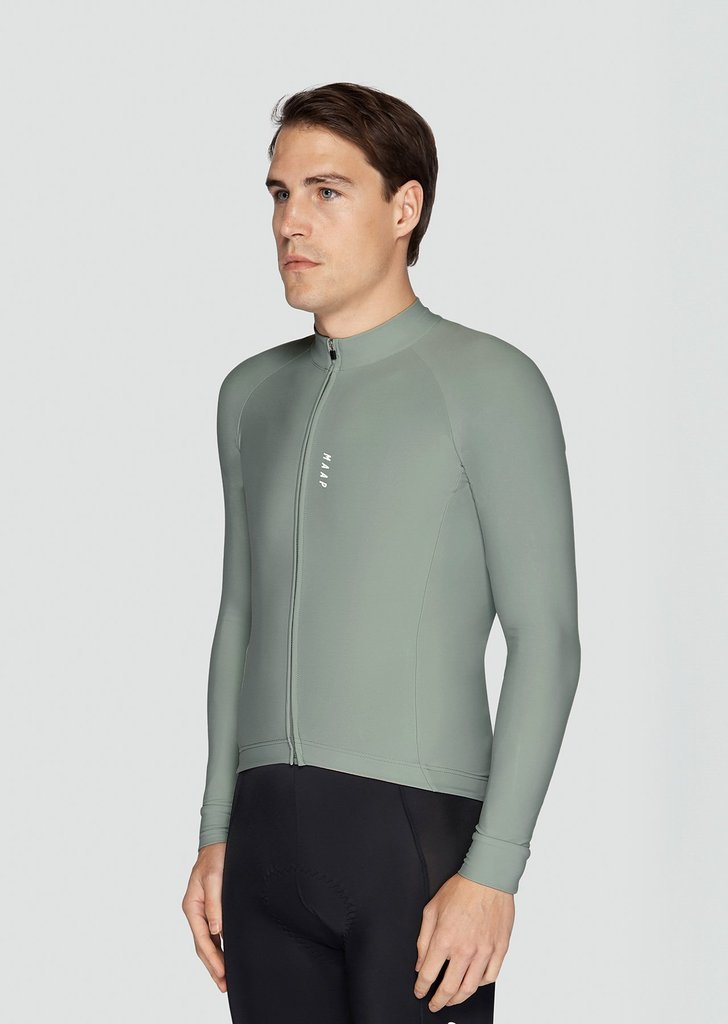 Training LS Jersey Willow - Maats