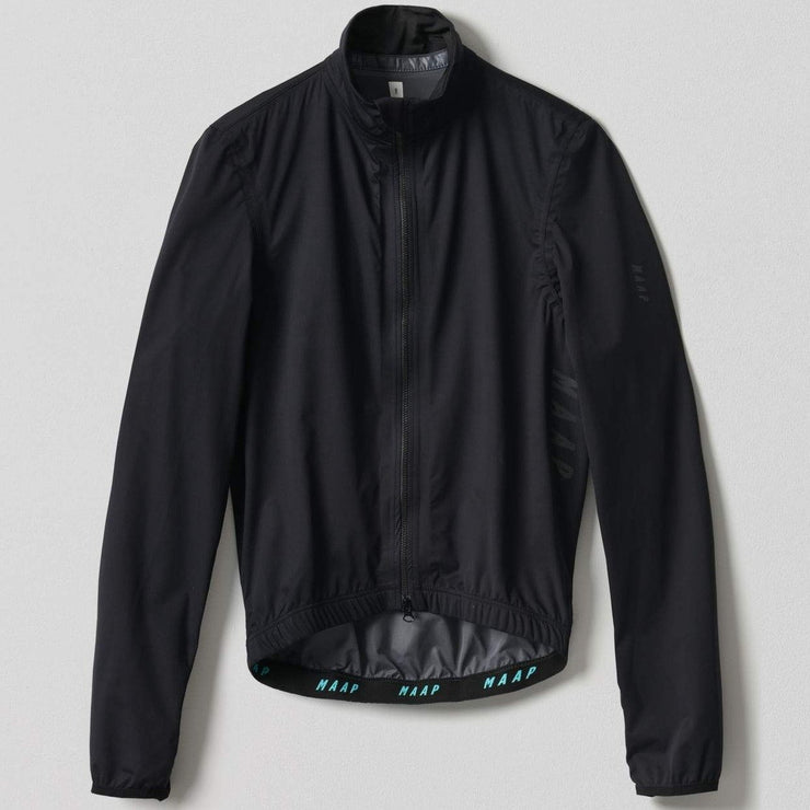 Unite Team Rain Jacket Black - Maats