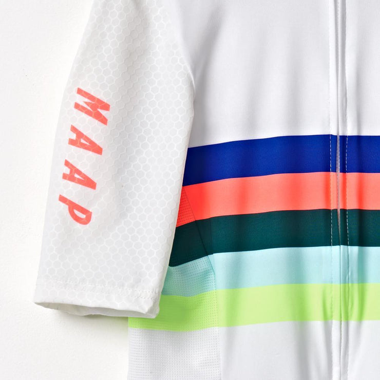 Women's New Worlds Pro Hex White - Maats