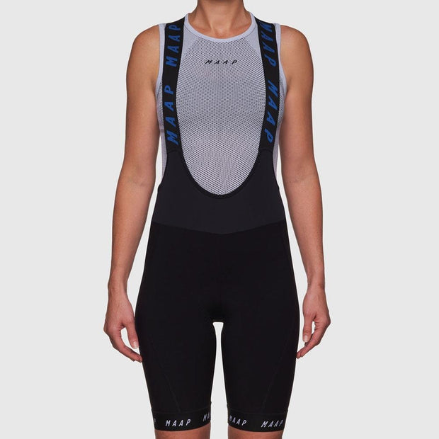 Women's Pro Bib Short Black - Maats
