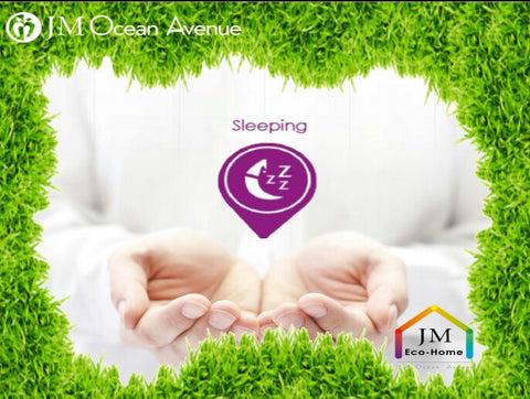 JM Eco Home - SLEEP | Hashtag HealThy