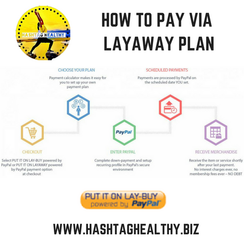 HOW TO PAY VIA LAY AWAY PLAN