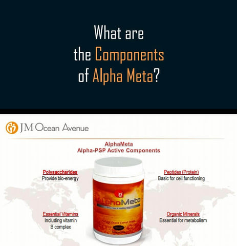 AlphaMeta Product Description | Hashtag HealThy