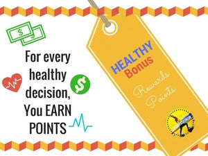 HealThy Bonus Rewards Program