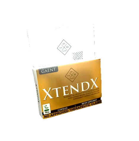 Xtendx: Wakes up the giant in men!