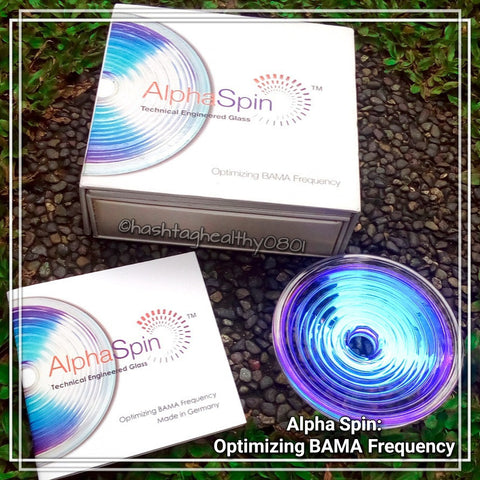 AlphaSpin | Hashtag HealThy