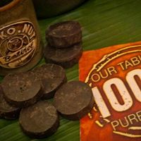 Tablea: 100% PURE UNSWEETENED CACAO (10 Tablets) from Matag-ob, Leyte