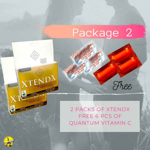XTENDX MALE ENHANCER