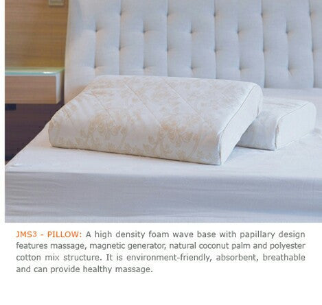 JMS3 Pillow | Hashtag HealThy