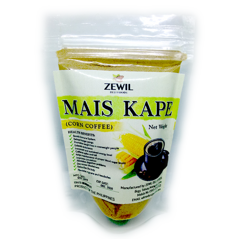 Mais Kape (Corn Coffee) 300 grams - Native Coffee