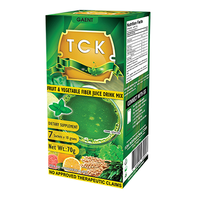 TCk - The Colon King | Hashtag HealThy