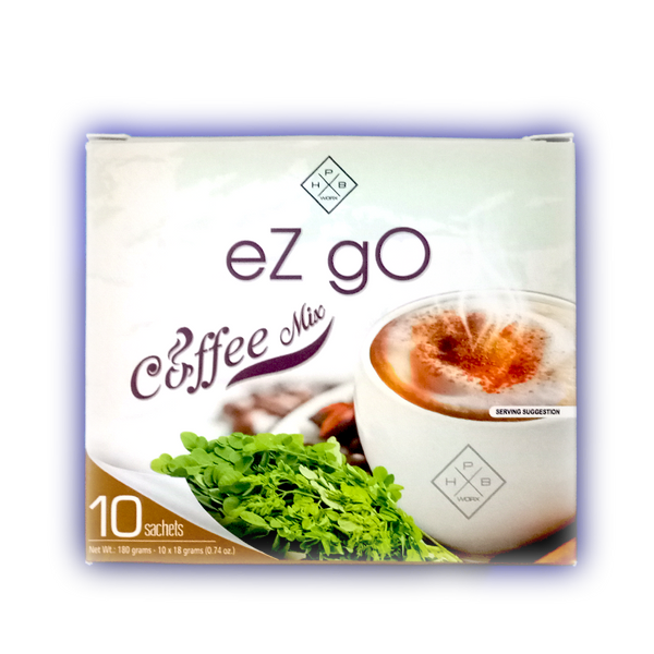 EZ GO Slimming Coffee with Garcinia Cambogia and Malunggay