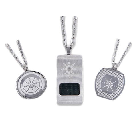 Quantum Scalar Energy Pendant Anti Radiation | Hashtag HealThy