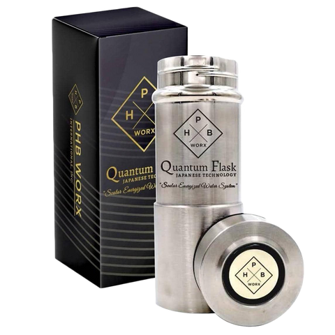 Quantum Flask with Scalar Energy